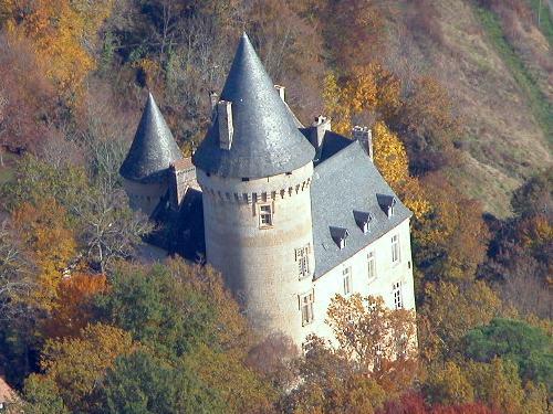 La roque des p agers for Chateau la roque